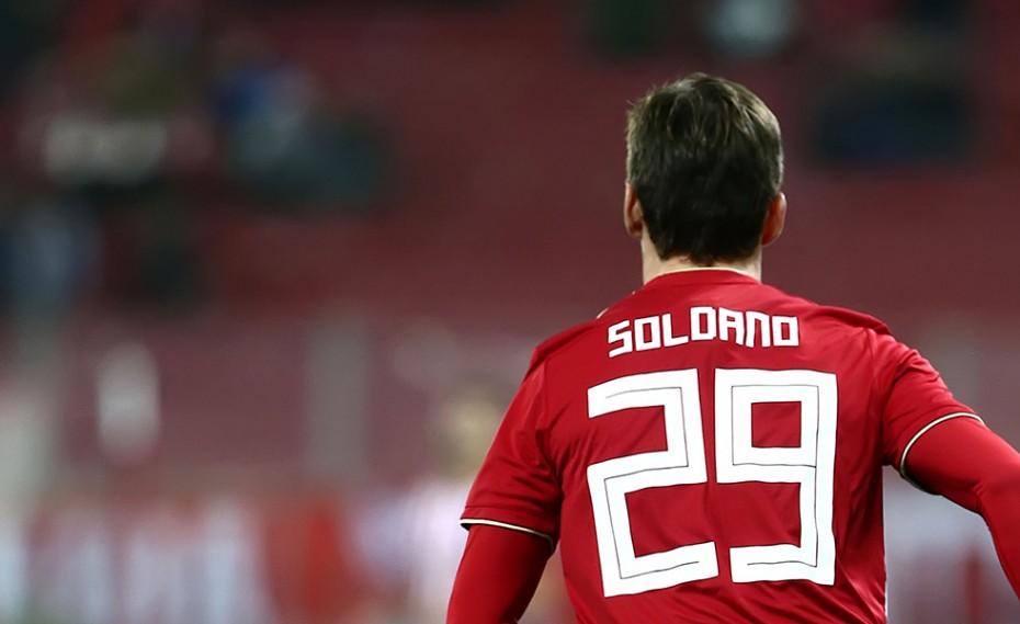 «Ο Ολυμπιακός έκανε την πρώτη πληρωμή για τη μεταγραφή του Σολδάνο»