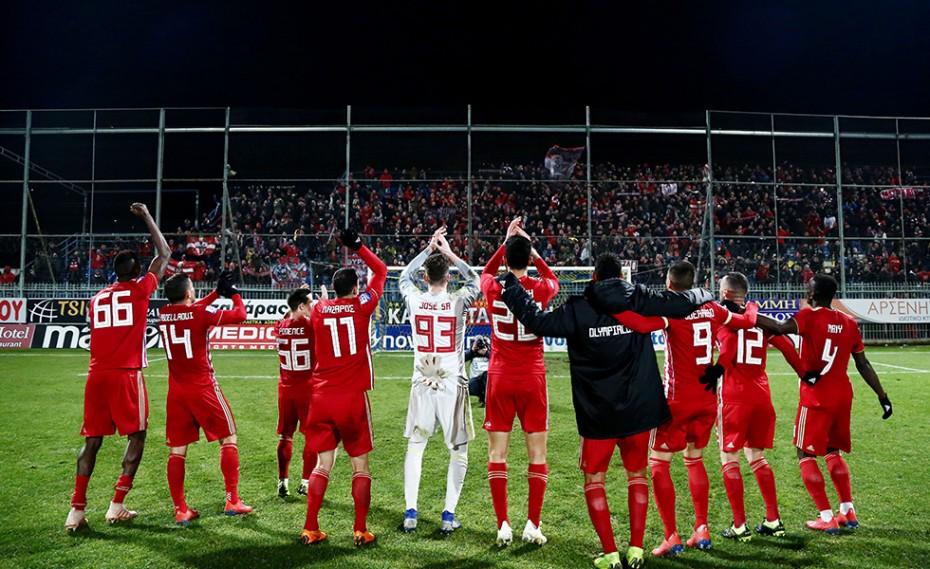Στη «μάχη» της Τούμπας με «όπλο» το καλύτερο ποδόσφαιρο στην Ελλάδα