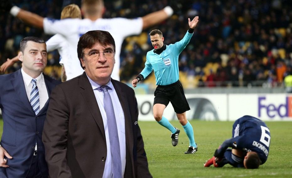 Η γνωστή «σφαγή» της UEFA
