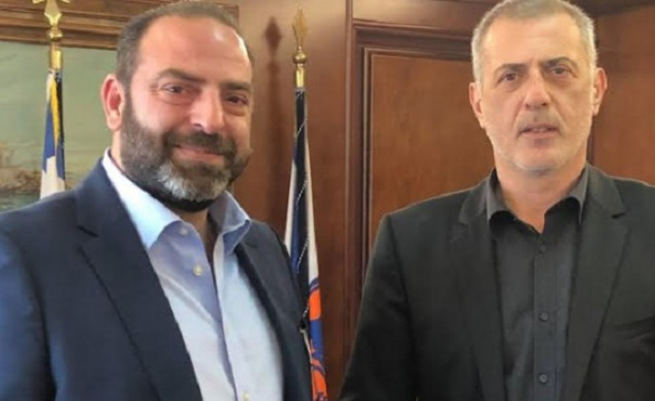 Υποψήφιος με τον Γιάννη Μώραλη ο Κωνσταντίνος Σκιαθίτης