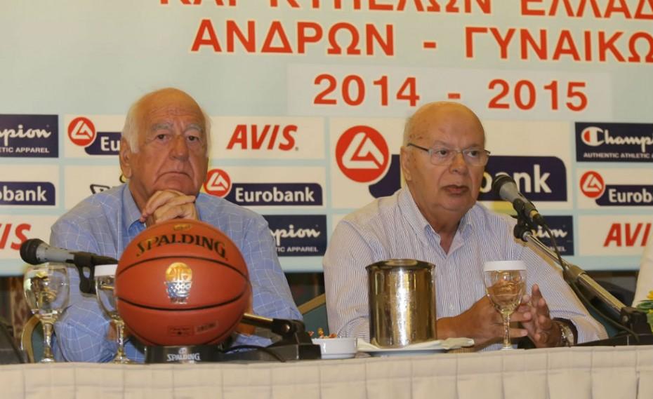 Δεν πήγε ο Βασιλακόπουλος στο Υπουργείο, έστειλε τον Γολέμη!
