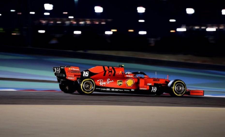 Πρώτη για Λεκλέρκ, 1-2 η Ferrari
