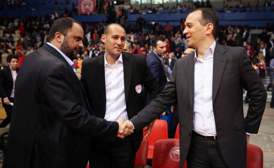 «Οι αδερφοί Αγγελόπουλοι έχουν την απόλυτη στήριξή μας - Ό,τι και αν συμβεί, ο κ. Μαρινάκης είναι πάντα εδώ για τον ΟΛΥΜΠΙΑΚΟ»