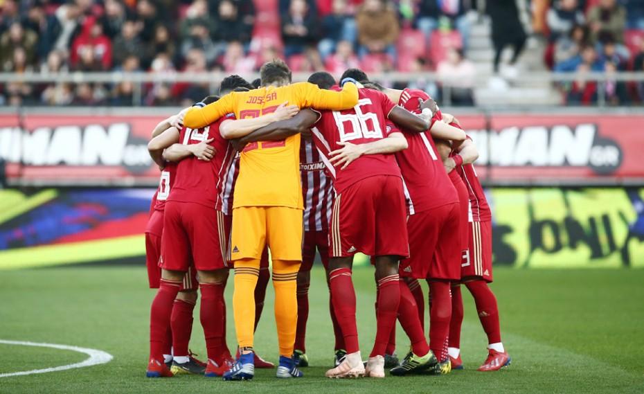 «Σκεφτόμαστε ήδη το επόμενο ματς!» (pic)