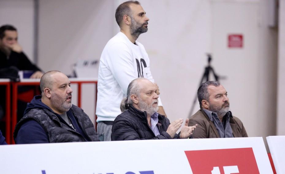 Δίπλα στις Κυπελλούχες Ελλάδος ο Καραπαπάς