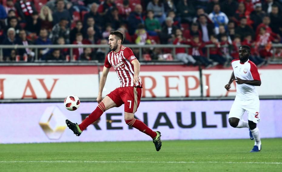 «Φορτούνης, ο πιο ποιοτικός παίκτης στο ελληνικό πρωτάθλημα»