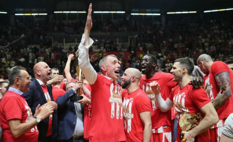 Τόμιτς: «Δεν σταματάμε, θέλουμε και το πρωτάθλημα Σερβίας»