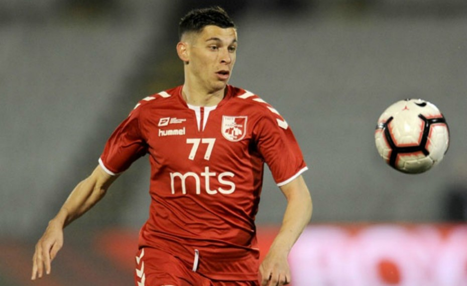 Βασικός ο Ραντζέλοβιτς στο 0-0 με την Μάτσβα...