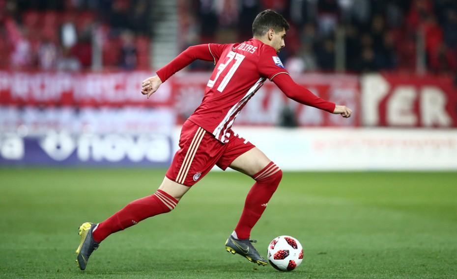 «Ο Ντίας έκανε καλά ματς, έχει ποιότητα»