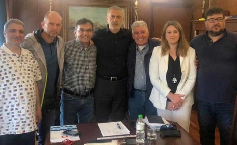 Μώραλης: «Θα είμαστε δίπλα σε όσους επιτελούν κοινωνικό έργο»