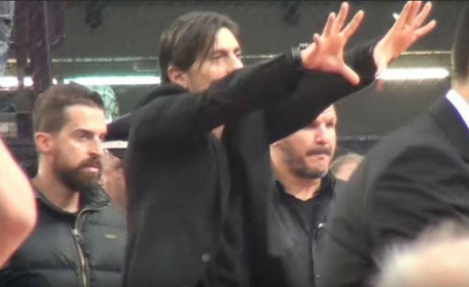Να τι έλεγε και έκανε ο Γιαννακόπουλος στους «υψηλού επιπέδου Έλληνες διαιτητές» (pics-vids)
