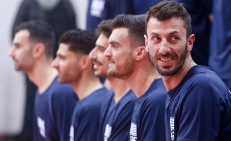 Πανέτοιμη για το ματς με την Αυστρία η Εθνική