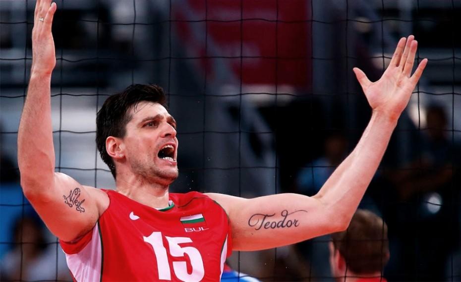Στην εθνική Βουλγαρίας ο Αλεξίεφ!