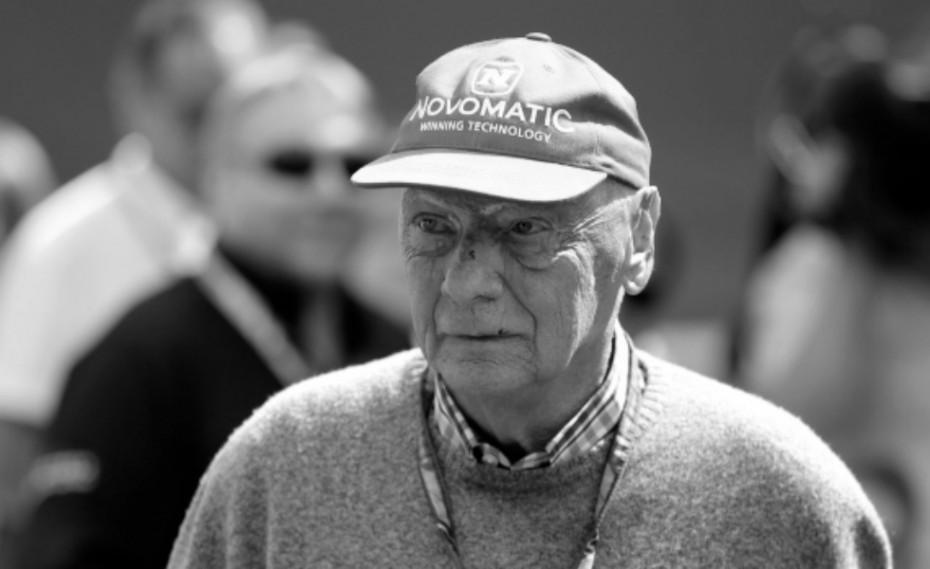 Θλίψη για την απώλεια του μεγάλου Νίκι Λάουντα…