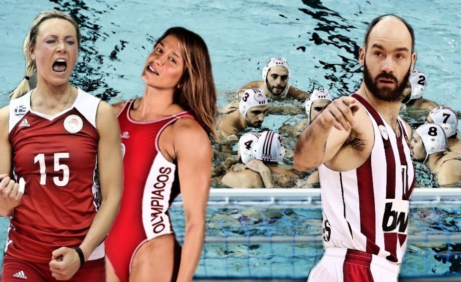 Ο κορυφαίος πολυαθλητικός σύλλογος του πλανήτη!