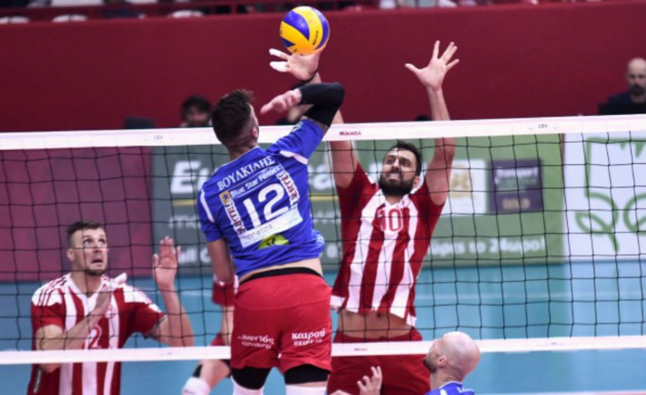 «Ο Ολυμπιακός το κορυφαίο σωματείο της Ελλάδας»