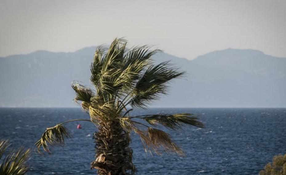 Ισχυροί άνεμοι και σήμερα