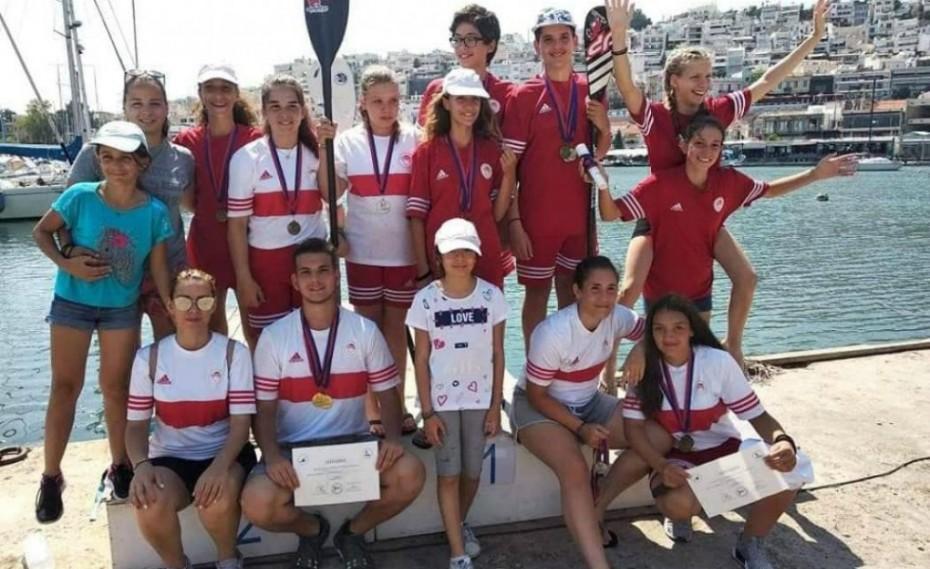 Δεκαπέντε μετάλλια στους Διασυλλογικούς Αγώνες!