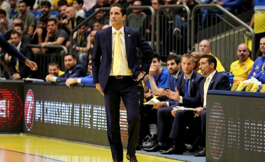 Προπονητής της χρονιάς στο Ισραήλ ο Σφαιρόπουλος