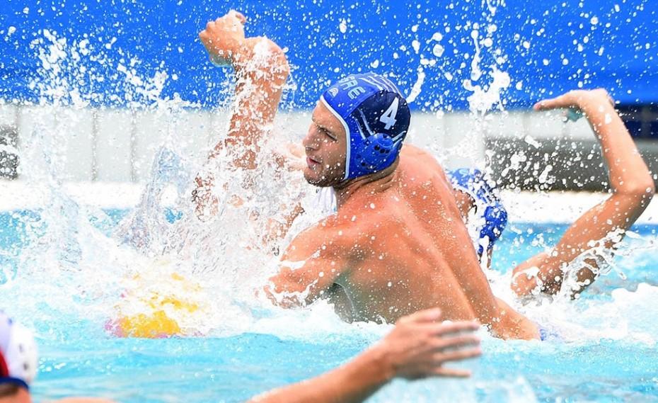 Στους «8» η Εθνική πόλο, με λάμψη Ολυμπιακού!