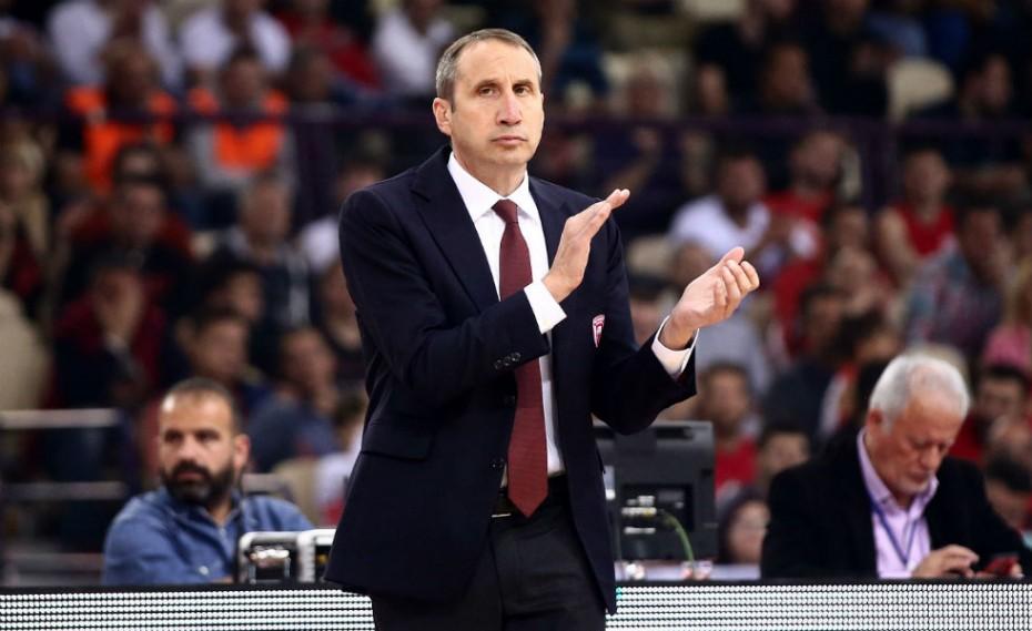 Στη Βαρκελώνη ο Μπλατ για το meeting προπονητών Ευρωλίγκας