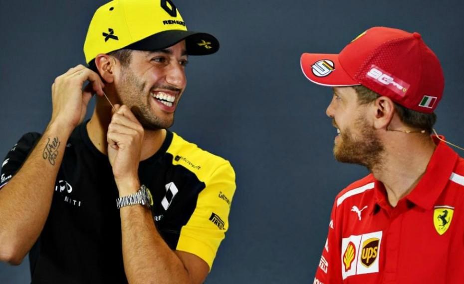 Θέλει Ρικιάρντο η Ferrari!