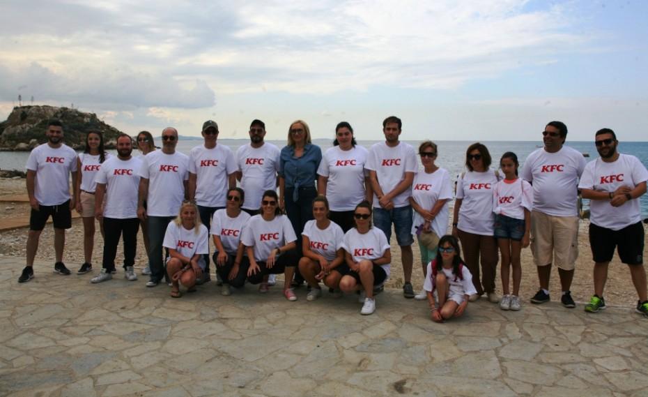 Δήμος Πειραιά: Εθελοντικός καθαρισμός στα Βοτσαλάκια