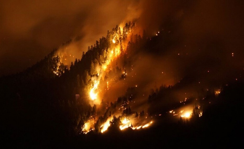 Φωτιά στην Εύβοια: Ποιες είναι οι επιπτώσεις των ρύπων