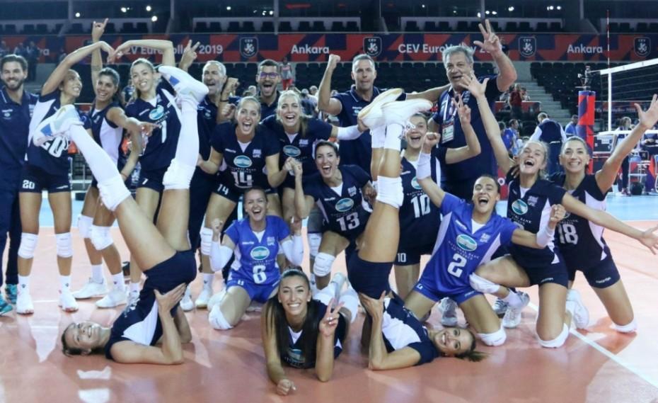 Τεράστια επιτυχία για την Ελλάδα!