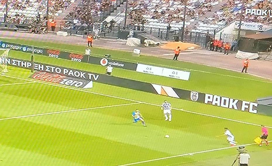 Ξεφτιλίστηκαν και με το PAOK TV... (pics)