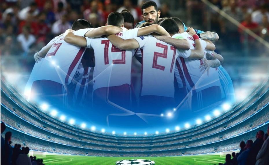 Διαλέξτε τους αντιπάλους του Θρύλου στους ομίλους του Champions League! (poll)