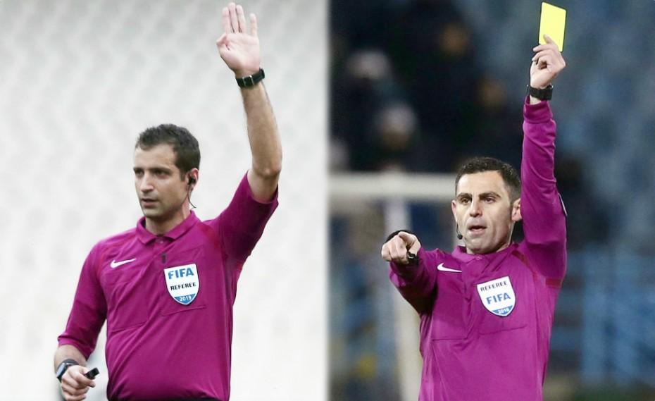 Στο... πουθενά βάζει η UEFA τους διεθνείς διαιτητές!