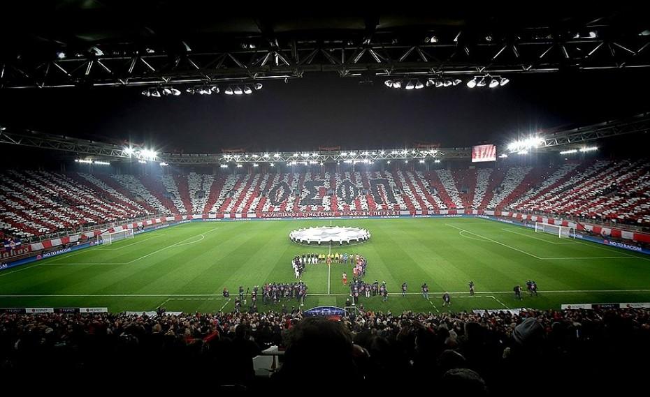 Στους κορυφαίους του Champions League ο Θρύλος!
