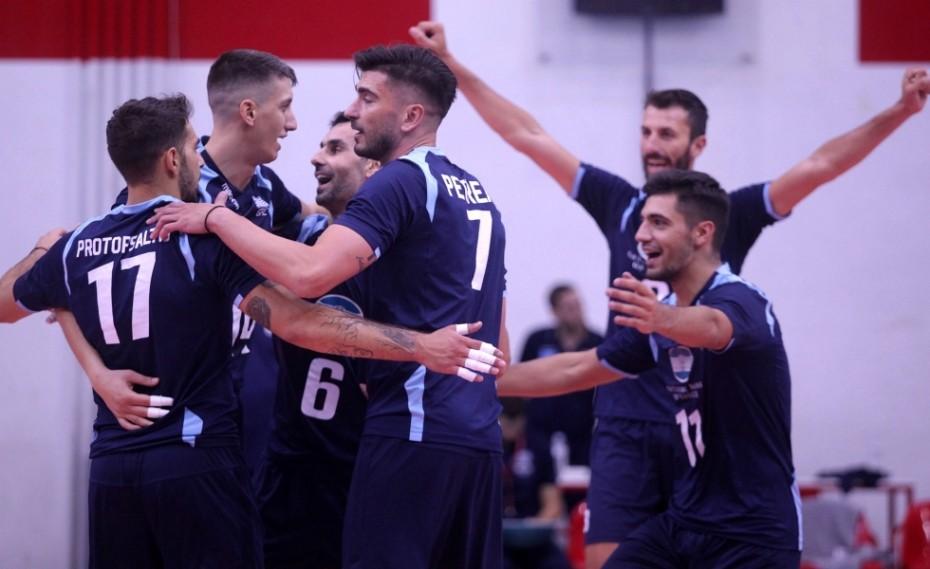Νίκη κόντρα στην Σλοβακία με φοβερό Κουμεντάκη!