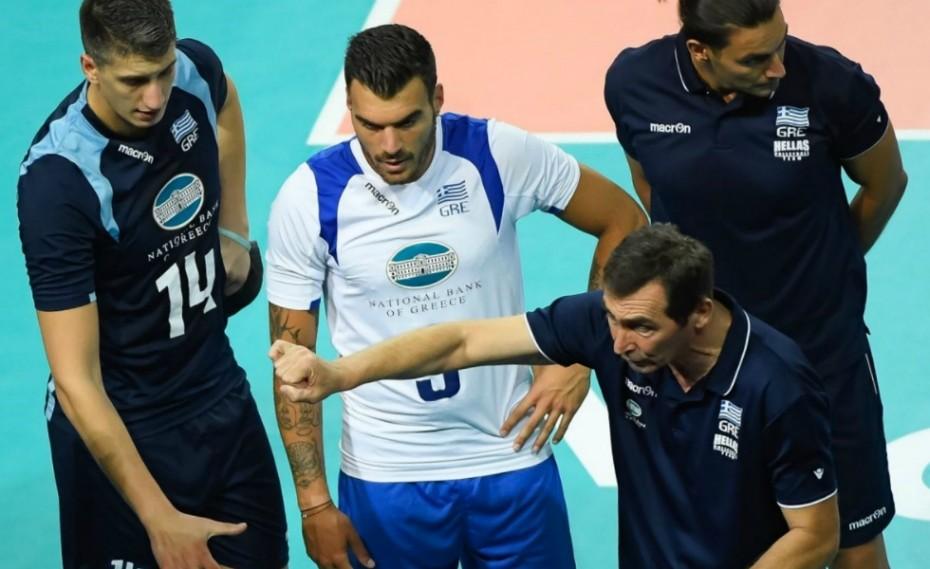 Ξεχώρισε ο Κοκκινάκης στην ήττα της Εθνικής...