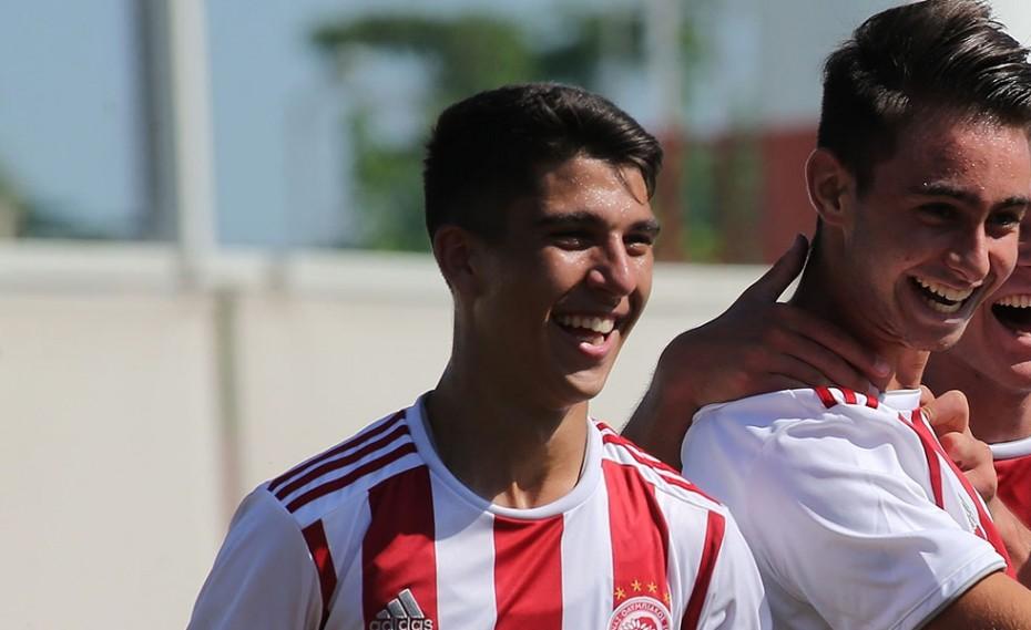 Λιάτσος: «Πολύ χαρούμενοι, για τη νίκη»