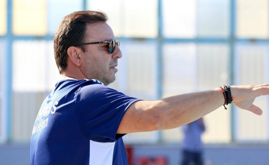 «Το πρωτάθλημα είναι στόχος μας, βήμα-βήμα στην Ευρώπη»