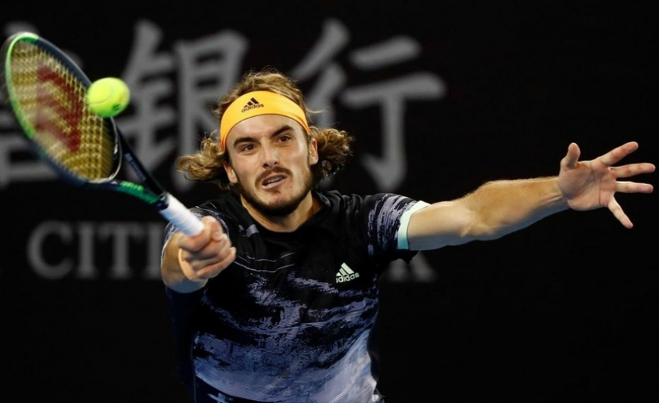 Στον τελικό του China Open ο Τσιτσιπάς!