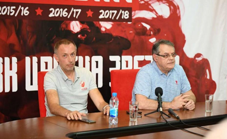 Τσόβιτς: «Μιλήσαμε με τον Τόμιτς, συνεχίζεται η συνεργασία»
