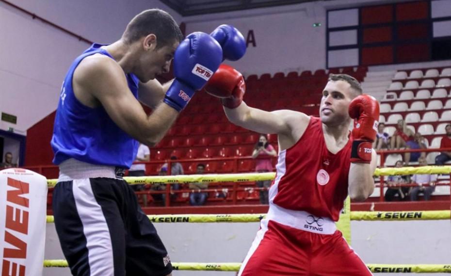 Mε 4 αθλητές στο «Lemesia Box Cup»