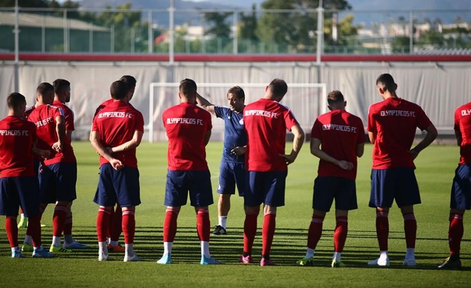 «Βλέπουμε το κάθε ματς ξεχωριστά»
