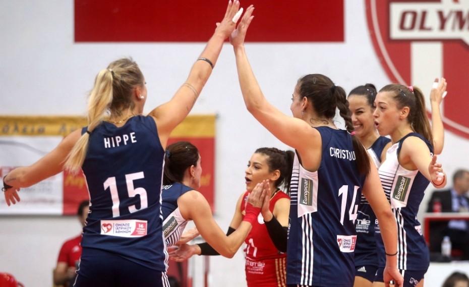«Ο Ολυμπιακός φαβορί για το ευρωπαϊκό»