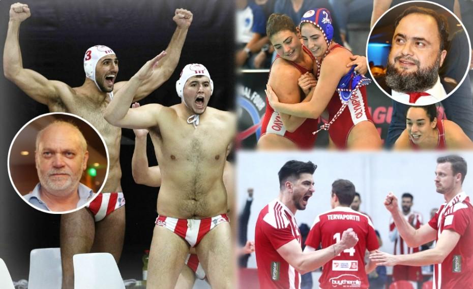 Ο καλύτερος εκπρόσωπος του ελληνικού αθλητισμού!