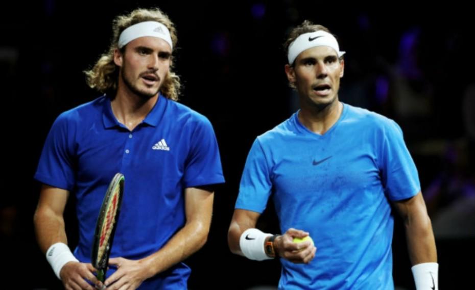 Πρώτη ήττα Τσιτσιπά στο ATP Finals…