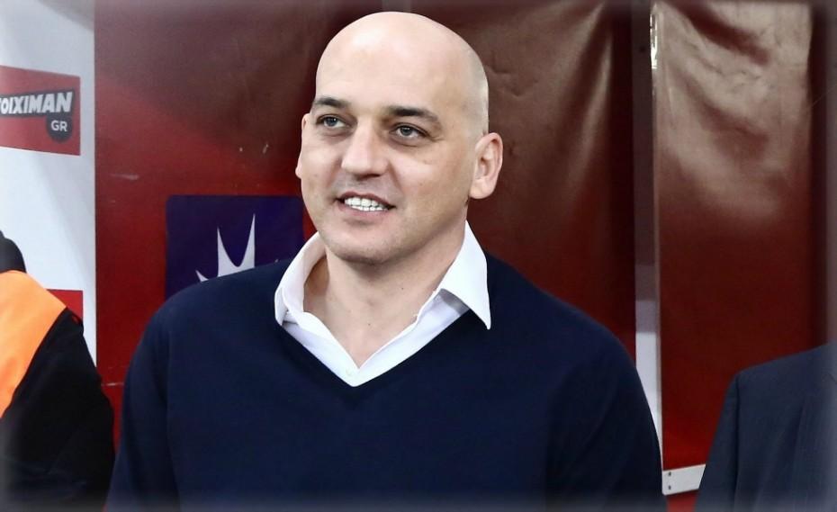 Κοβάσεβιτς: «Ο Μαρινάκης αγαπάει πολύ τον Ολυμπιακό!»