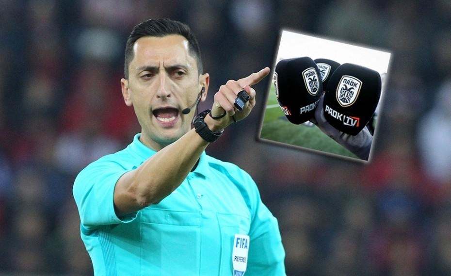 Ο σχολιαστής του PAOK TV είδε… χάρμα διαιτησία!