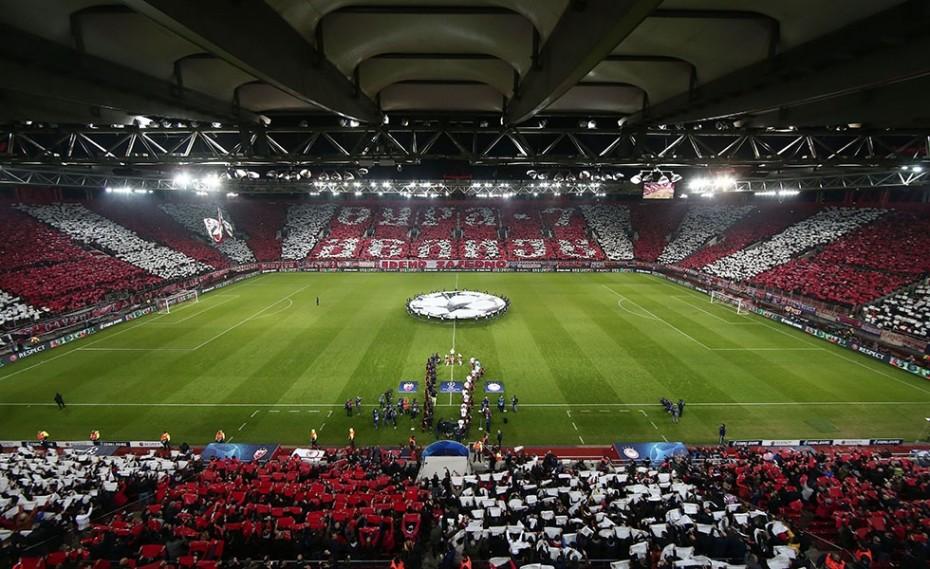 Ο Ολυμπιακός της Ευρώπης! (photos)