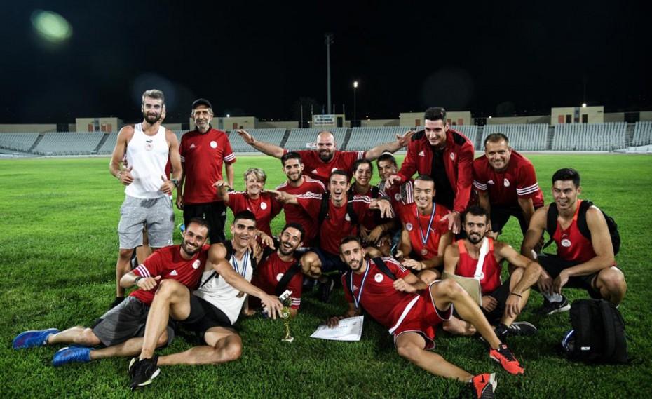 Και πάλι στην Πάτρα το Πανελλήνιο πρωτάθλημα ανοιχτού στίβου!