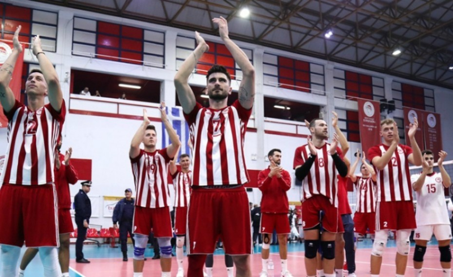 Παναθηναϊκός - ΟΛΥΜΠΙΑΚΟΣ 2-3 (Τελικό)