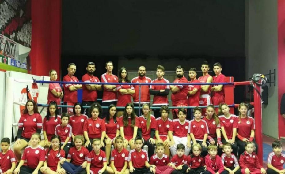 Πέντε μετάλλια στο Πανελλήνιο πρωτάθλημα kick boxing!